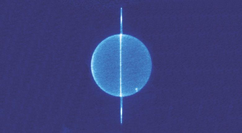 Uranus The Topsy Turvy Planet