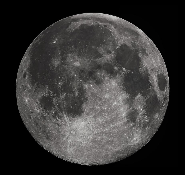 Dramatic change in the moon s tilt may help us trace the origin of
