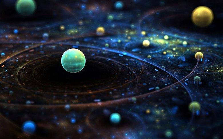 Astronomical Mac Wallpapers