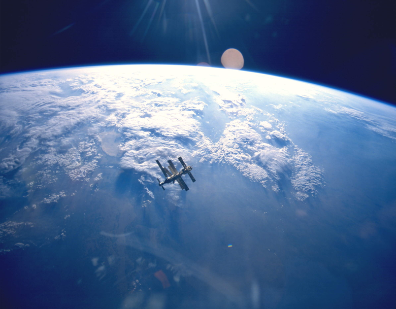 Explore Earth From Space Station