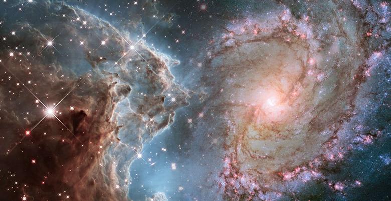 abstract all astronomy big bang celestial body cosmos creation
