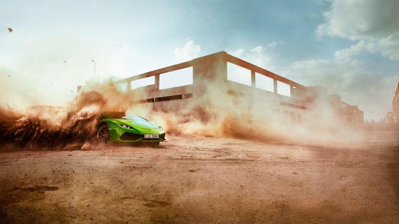 car Dust Lamborghini Racing Wallpapers HD Desktop and Mobile
