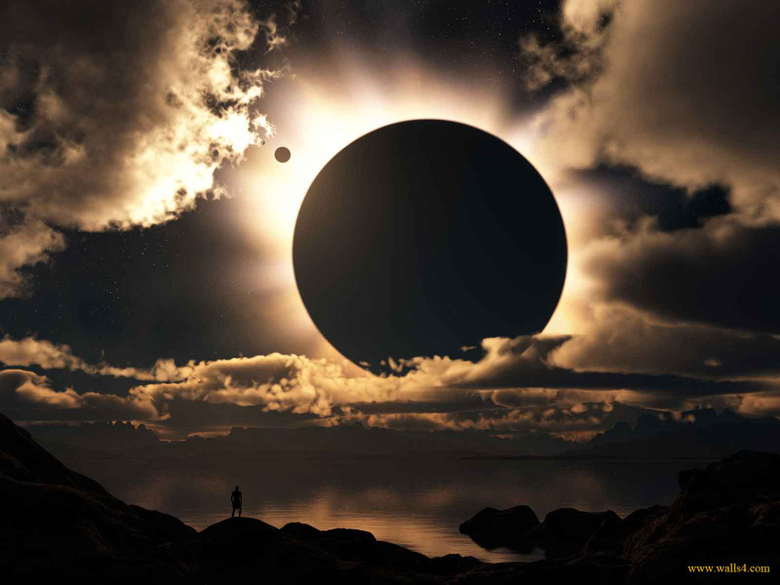 Solar Eclipse Wallpapers 8