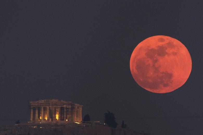 Lunar Eclipse Wallpapers
