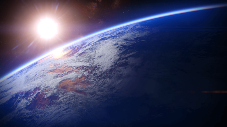 Wallpapers of the 6 areas we can orbit DestinyTheGame