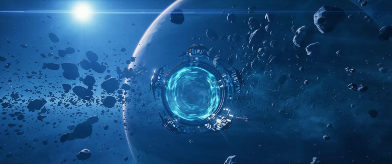 Everspace Gate Keeper Live Wallpapers HD