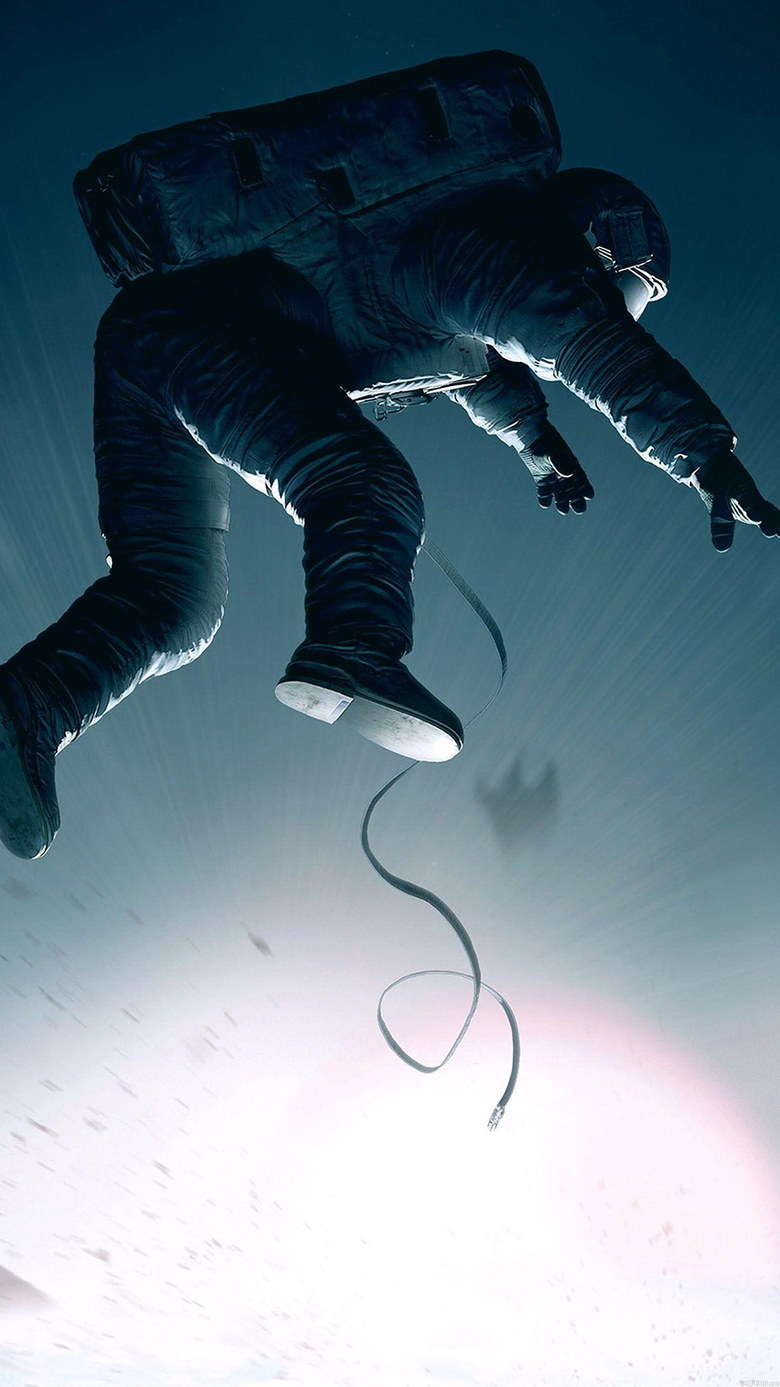 Wallpapers Gravity Broke Film Space Android wallpapers