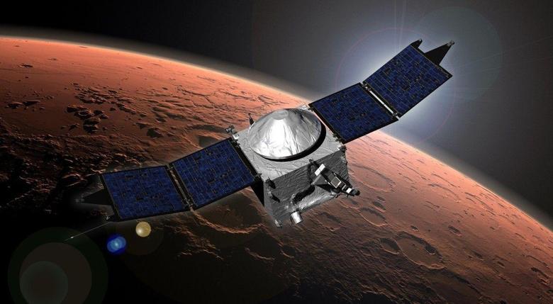 General Dynamics Provides Transponder For NASA s MAVEN Mission To