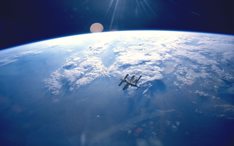 Space Station Wallpapers