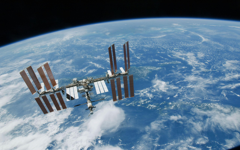 International Space Station Wallpapers 8
