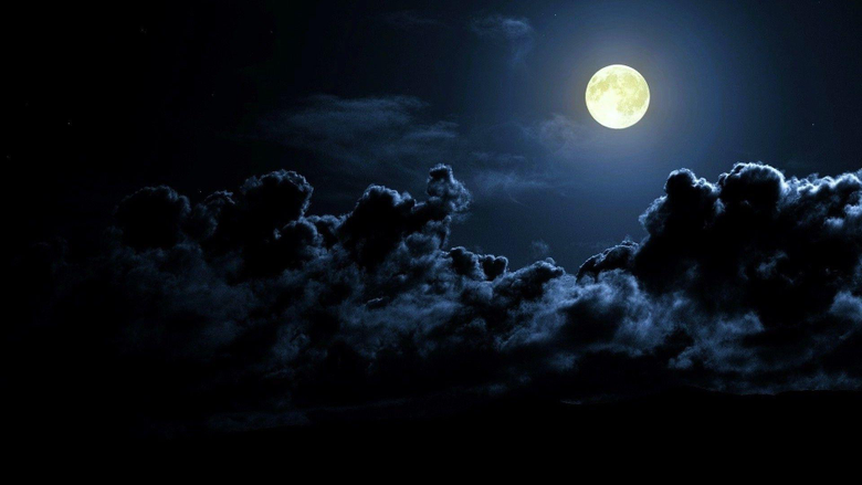 Desktop Close Image Of The Moon Wallpapers