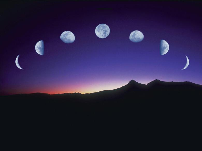 Desktop Big Moon Photos Wallpapers