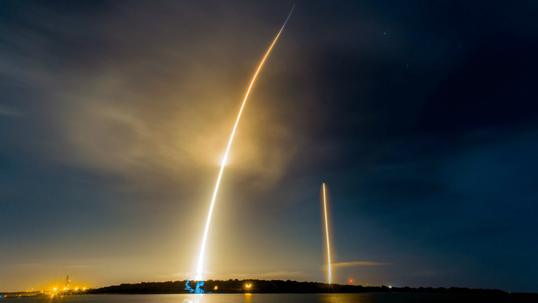 SpaceX HD Wallpapers