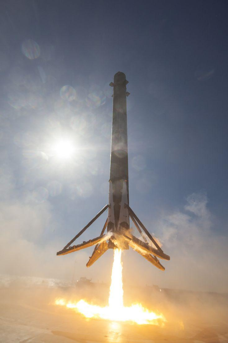 best SpaceX image