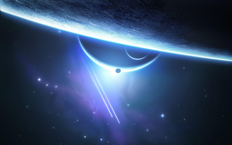 Wallpapers For Space And Planets Wallpapers