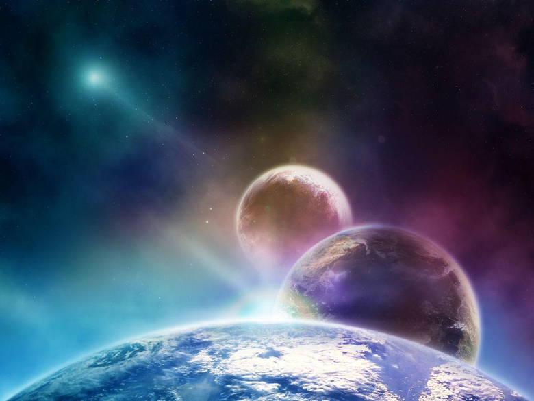 Planets Wallpapers Space Nature