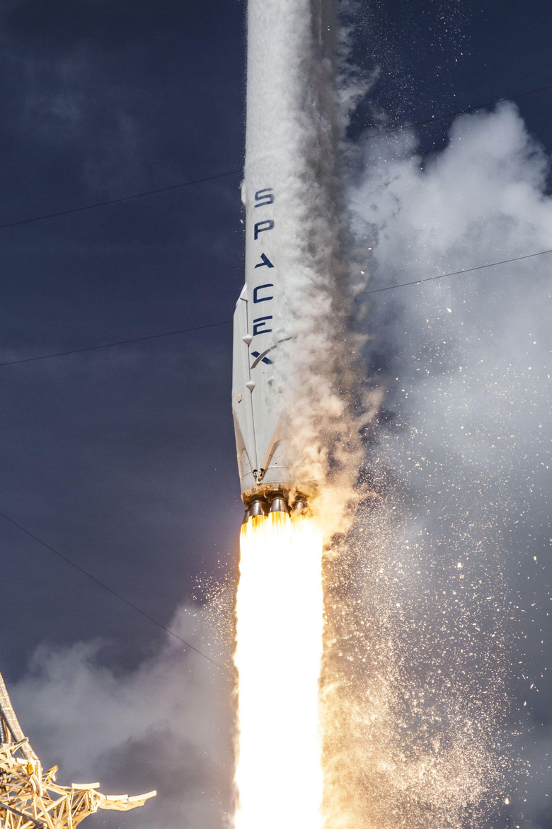 File Launch of Falcon 9 carrying ORBCOMM OG2