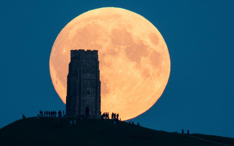 What was so special about last night s super blood moon