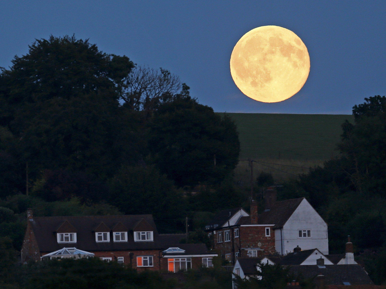 A super blue blood moon is coming January 31