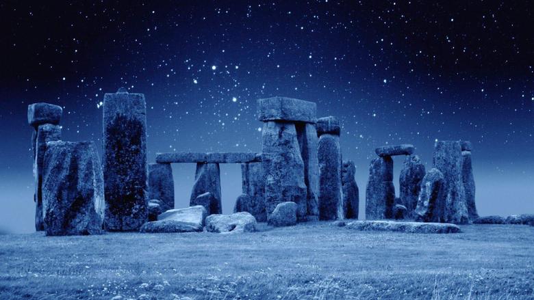 the Art of 12 WINTER SOLSTICE December 21 2013 Stonehenge