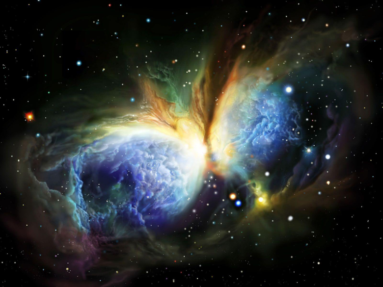 Hubble space telescope wallpapers