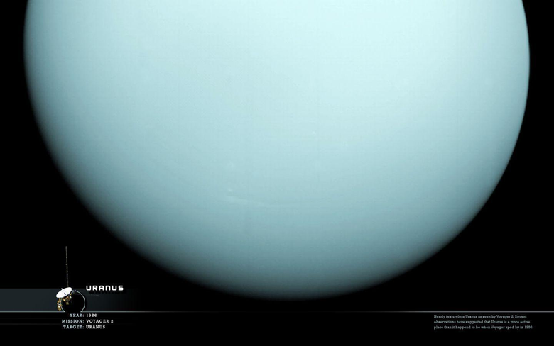 Desktop Hd Planet Uranus Image