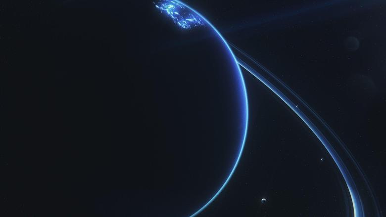 2560x1440 Uranus Galaxy Stars Planets Wallpapers for