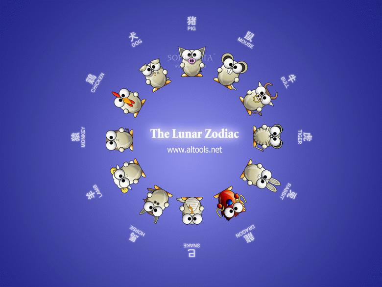 Lunar Zodiac HD Wallpapers