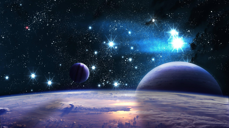 Planets In The Universe Wallpapers