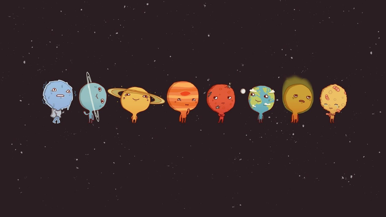 space Sun Pluto Venus Mercury Earth Mars Moon Solar System