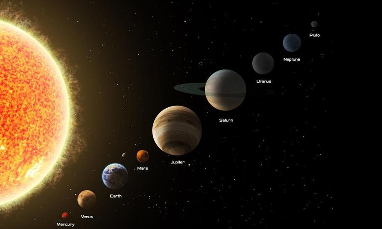 Wallpapers Jupiter Saturn Uranus Neptune Earth Venus