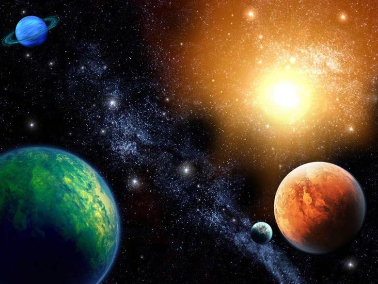 wallpaper Solar System Wallpapers