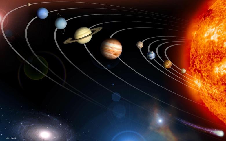 Solar System Planet Sun Digital Art Wallpapers HD Desktop and