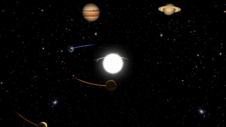 Solar System Live Wallpapers