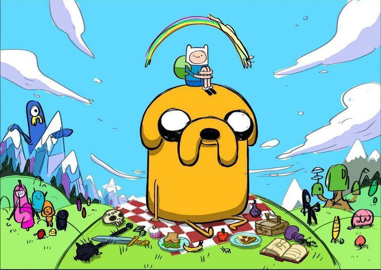 Adventure Time Screensaver Wallpapers 22 Desktop