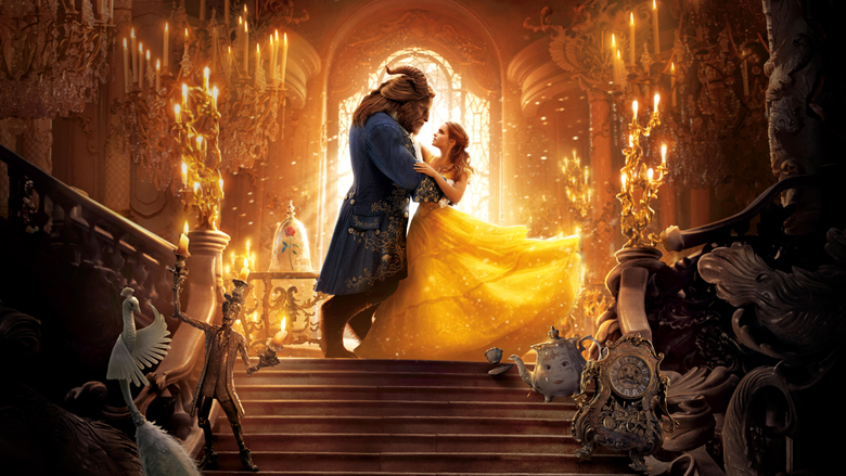 Wallpapers Beauty and the Beast 2017 HD 4K 8K Movies