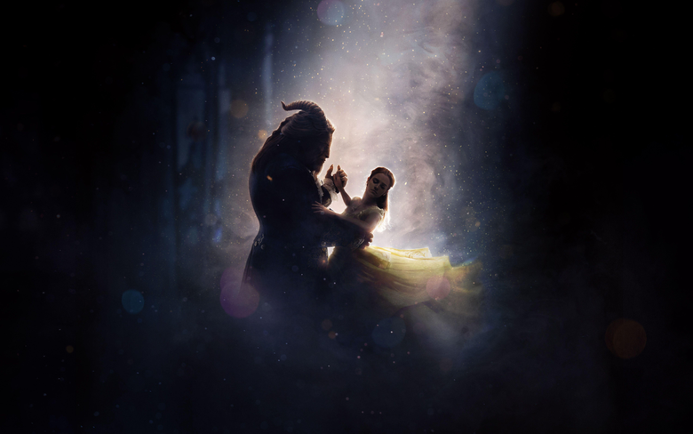 Beauty and the Beast 2017 4K Wallpapers