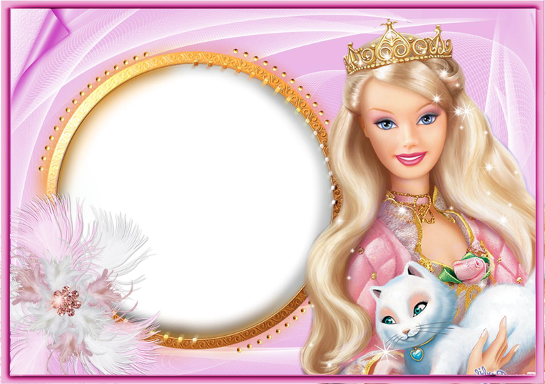 Barbie With Cat HD Wallpapers