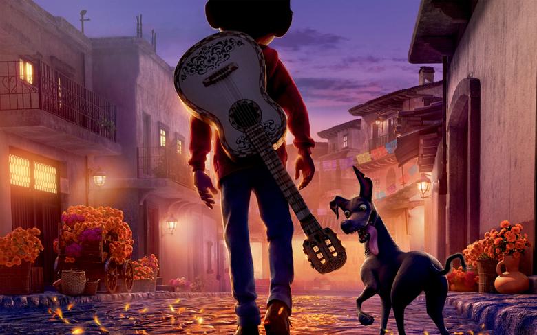 Pixar Coco 2017 4K 8K Wallpapers