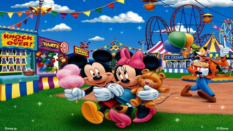 Wallpapers For Disney Kids Wallpapers