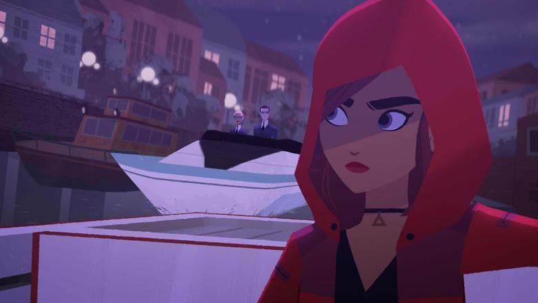 Carmen Sandiego Netflix Series Trailer Gina Rodriguez Shines