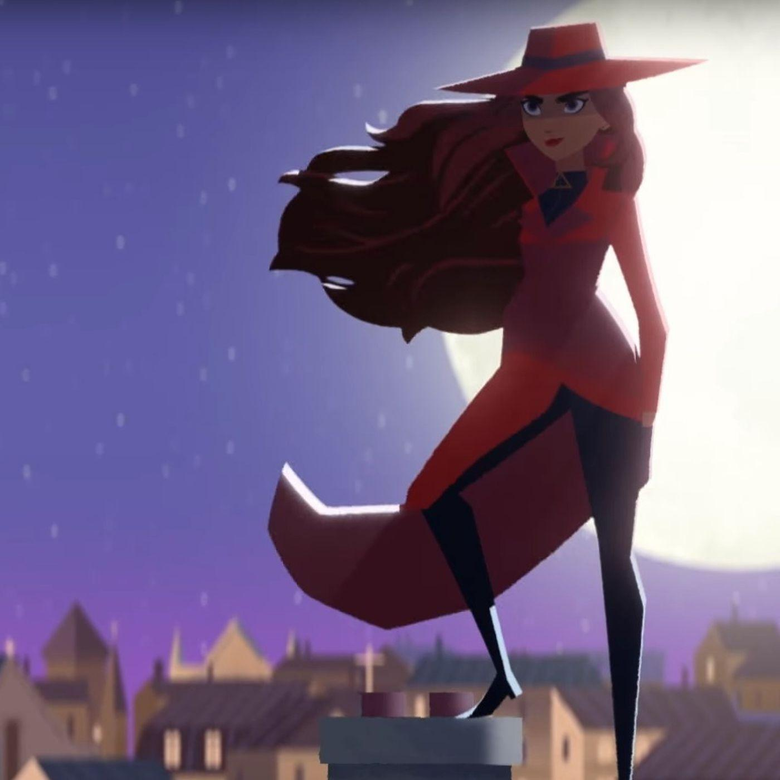 Carmen Sandiego is going to crime school in her new Netflix animated