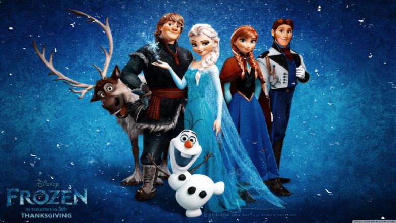 Frozen 2013 HD desktop wallpapers Widescreen High Definition