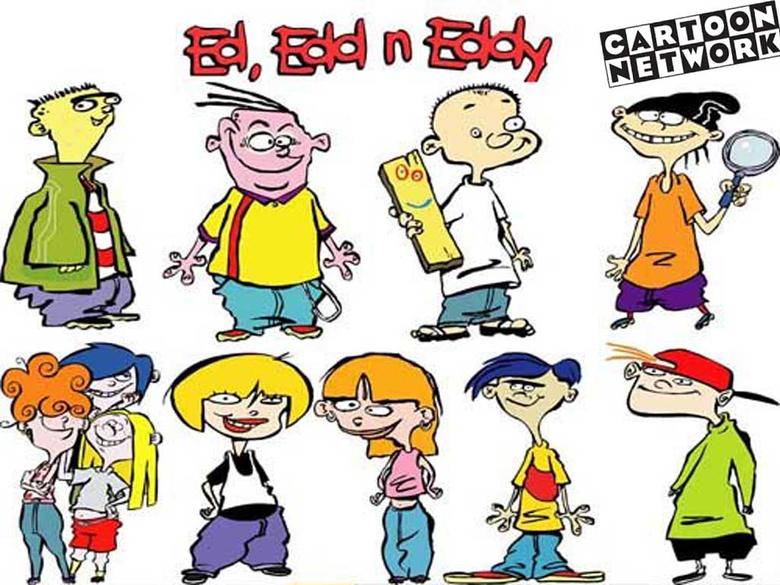 Top Cartoon Wallpapers Best Ed edd n Eddy Wallpapers