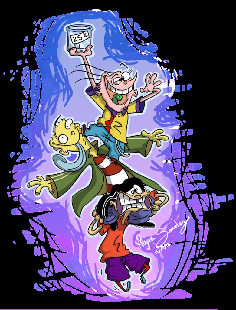 Ed Edd n Eddy by AwesomeAartvark