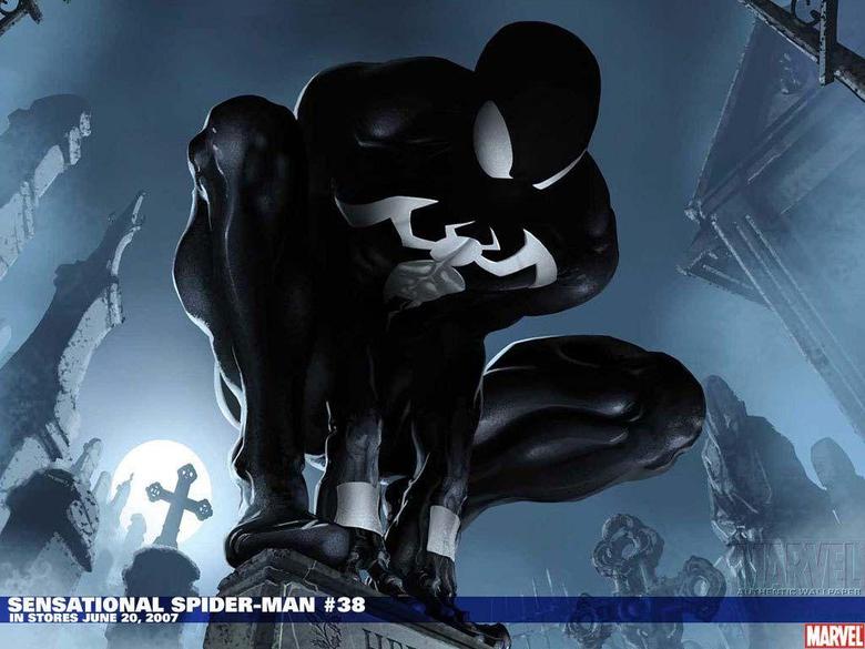Black Spiderman Wallpapers