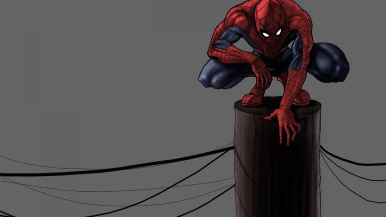 Spiderman Marvel Wallpapers Hd