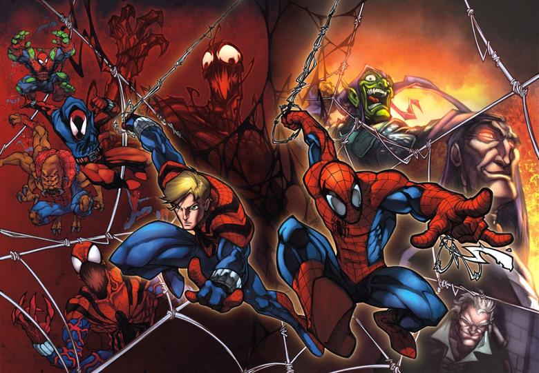 Marvel spiderman wallpapers