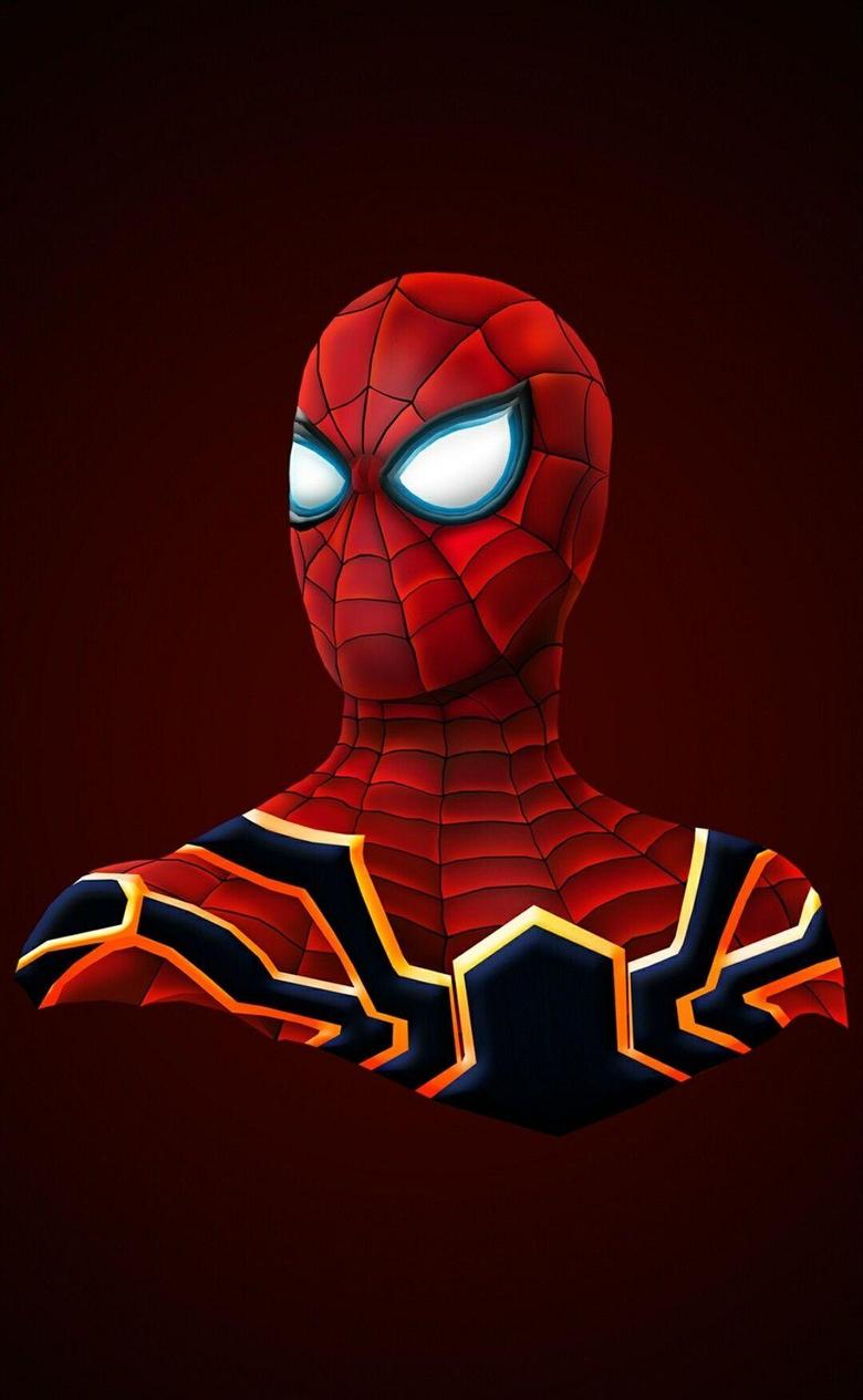 Spiderman Marvel Neon Wallpapers