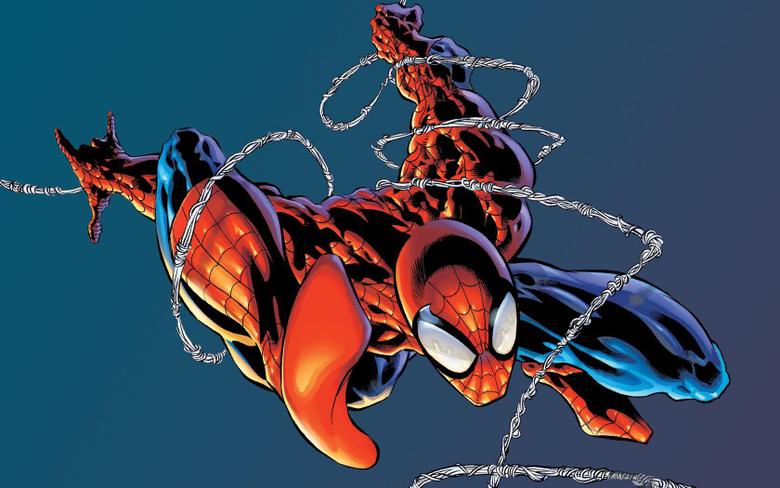 Spider man comics wallpapers